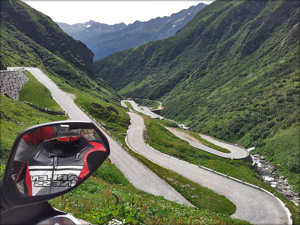 Alter Gotthardpaß